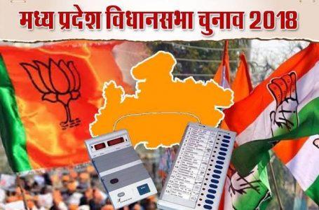 टीकमगढ़ जिले में 6 बजे तक 69.59 प्रतिशत से अधिक मतदान सम्पन्न