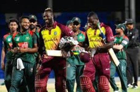 2 टेस्टए बांग्लादेश वर्सेस वेस्टइंडीज डेब्यू कर रहे शादमान और शाकिब के अर्धशतकों से पहले दिन बांग्लादेश ने बनाए 259/5