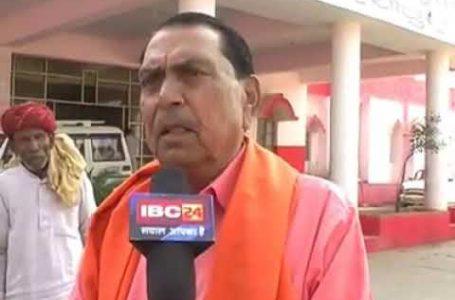 सामान्य के अलावा कोई और चुनाव लड़ा तो विजयपुर से भाजपा जीतना मुश्किल