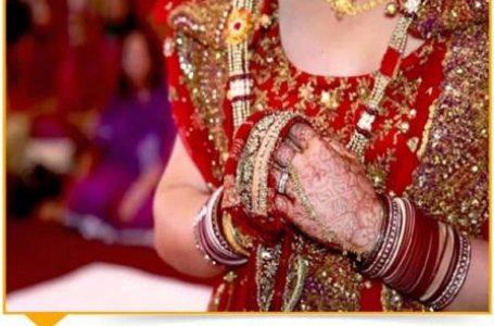 फेरे लेते ही दुल्हन को आए चक्कर, पति अडा जिद पर और कराया पत्नी का वरजेनीति टेस्ट