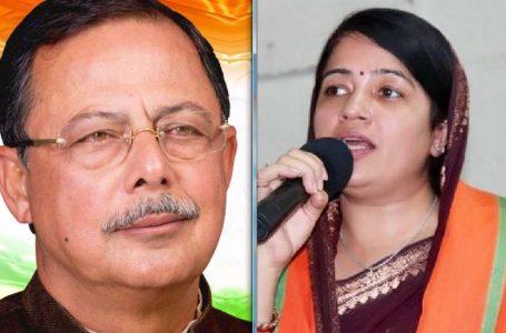 कांग्रेस नेता अजय सिंह के विगड़े वोल,बीजेपी सांसद रीति पाठक को माल ठीक नहीं कहते नजर आए