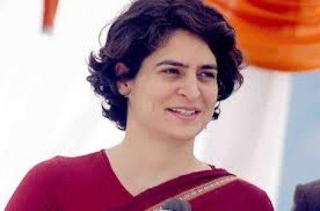 सुरक्षित जीत के लिए वाराणसी से चुनाव नहीं लड़ रही प्रियंका गांधी