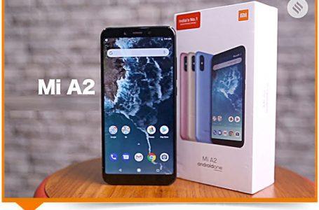 शाओमी Mi A2 स्मार्टफोन की कीमतों में कटौती