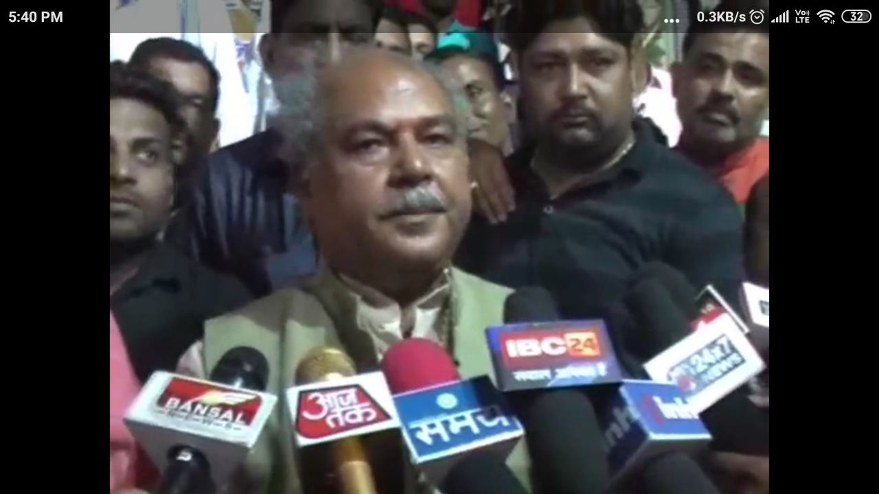Union Minister Narendra Singh Tomar said this big thing about Ashok argal