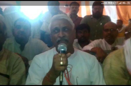 रमेश गर्ग नहीं है वैश्य वर्ग के इमाम बुखारी : बोले श्योपुर तक से आये वैश्य समाज के लोग