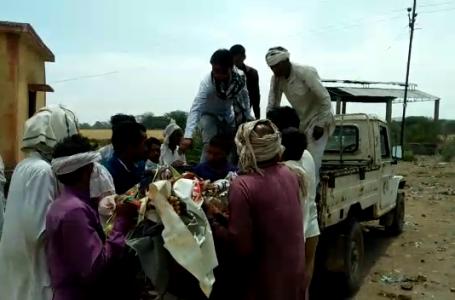 Tikamgarh News – थे्रसर कटाई के साथ शुरू हुआ दर्दनाक मौतों का सिलसिला, टीकमगढ में हुई किसान की मौत