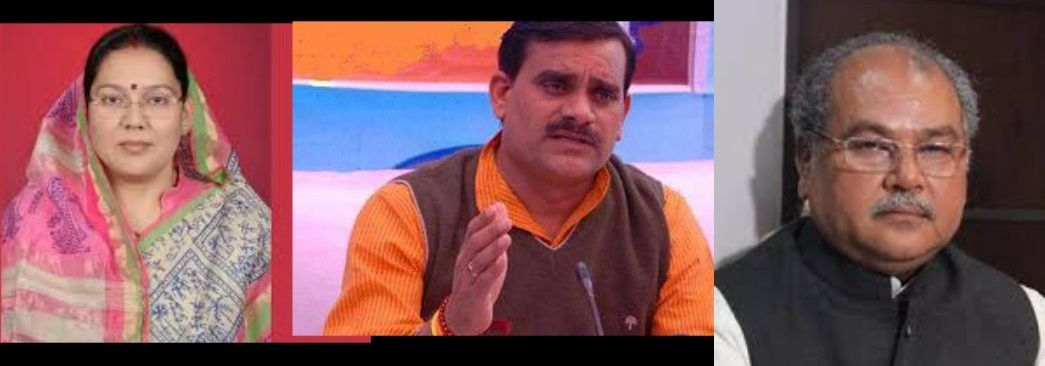 Chambal, four MPs to sit in Parliament, will not be identified