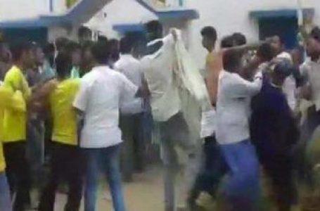 बंगाल में 'हिंसा' का छठा चरण, TMC-BJP कार्यकर्ताओं की हत्या, 2 को मारी गोली