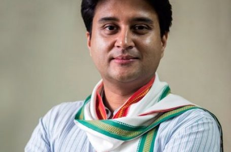सिंधिया को प्रदेश की कमान ना मिलने पर जनपद अध्यक्ष  ने प्रदेश कांग्रेस सचिव पद से दिया इस्तीफा