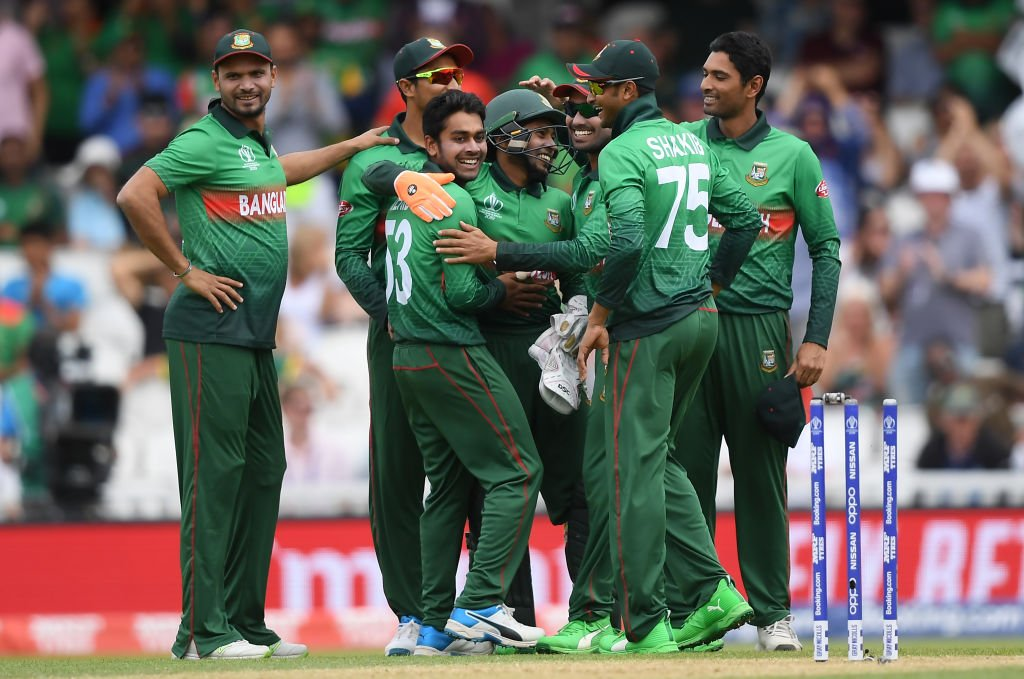 Bangladesh beat South Africa to win