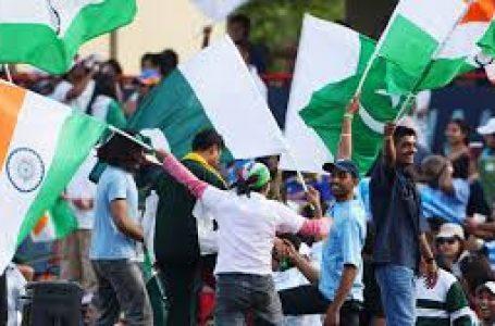 भारत-पाकिस्तान विश्व कप मैच के टिकट 60 हजार रुपये में बिके