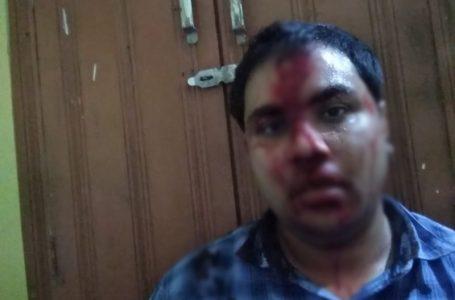 सतना ब्रेकिंग – नगर पंचायत अध्यक्ष ने  सीएमओ पर लाडी-डंडा से किया  हमला ,लहुलुहान हाल में सीएमओ अस्पताल मे भर्ती