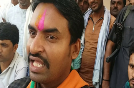 मध्य प्रदेश – इस भाजपा विद्यायक को रेत माफिया ने दी जान से मारने की धमकी