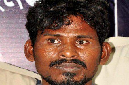 अंतरराज्यीय बदमाश ओमप्रकाश पारदी गुना में गिरफ्तार