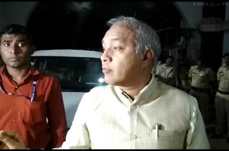 इंदौर में बोले एसआईटी प्रमुख संजीव शमी हनी ट्रेप में जो शामिल उसका नाम आएगा सामने