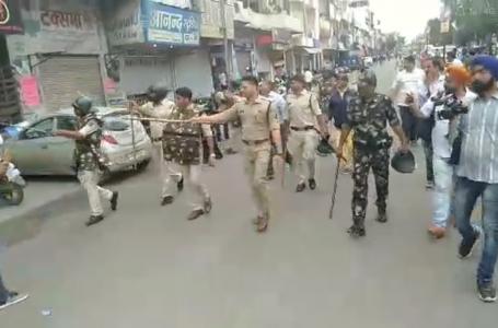 रतलाम में नाबालिग छात्रा के साथ गैंगरैप के विरोध में शहर सड़क पर उतरा, विरोध प्रदर्शन के बाद वबाल, सिंघम बन एसपी गौरव तिवारी ने संभाला मोर्चा