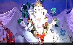 Tribal youth mortgaged themselves to celebrate Ganesh at Karahal in Sheopur