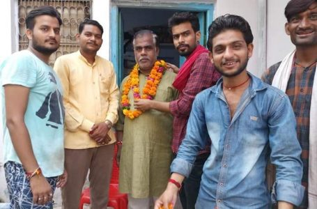 SABALGARH NEWS – विवेक शर्मा व पूर्व भाजयुमों जिलाध्यक्ष जादौन को नगर भाजपा संगठन चुनाव का सह प्रभारी बनने पर दी बधाइयां