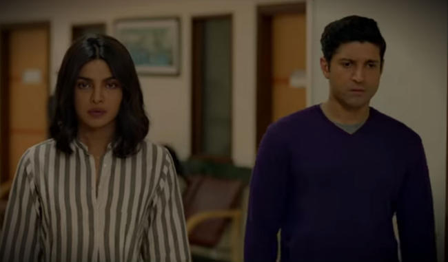 Dialogue in Priyanka's new film trailer, Maharashtra police angry due to dialogue, remember the sentence of 7 years