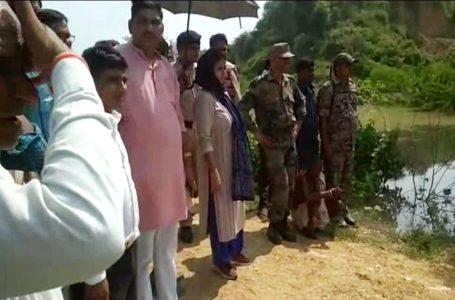 मुरैना के 88 गांवों में चंबल नदी में उफान के कारण जारी किया अलर्ट