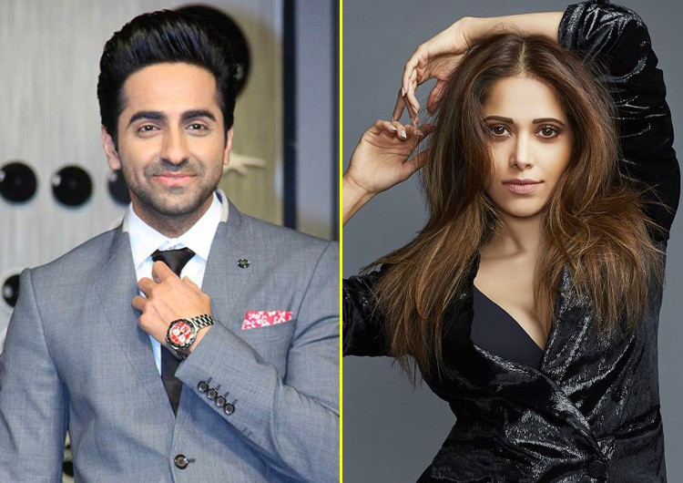What happened when Ayushman Khurana's heroine went into the men's toilet