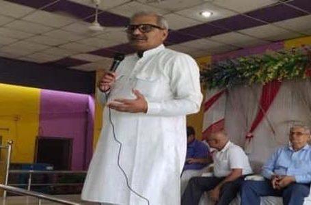मध्यप्रदेश – रीवा सांसद जनार्दन मिश्रा ने खुले मंच से आईएएस को दी जिंदा गाड़ देने की धमकी दी