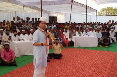 सिंधिया का श्योपुर दौरा: व्रजराज रहे  'हीरो' विधायक जंडेल उपेक्षित तो रामनिवास भी दिखे संघर्ष करते