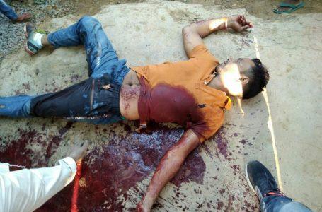 क्रिकेट खेलने के दौरान हुए विवाद में युवक की गोली मारकर हत्या