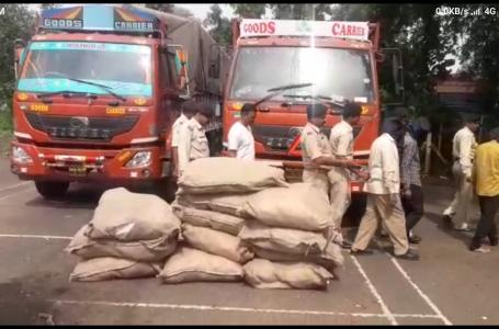 खण्डवा पुलिस ने पकडे हाईवे लुटेरे: 100 किमी तक रैकी कर सुनसान हाइवे पर करते थे लूटपाट, चार गिरफ्तार, डेढ करोड़ का माल बरामद