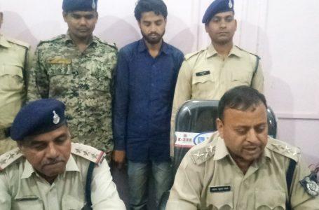 सबलगढ़ पुलिस ने मोटरसाइकिल चोर को दबोचा,7 बाइक वरामद