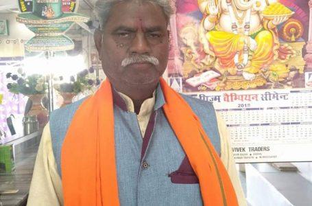 विजयपुर के भाजपा विधायक सीताराम की तबियत बिगड़ी, कोरोना के सेम्पल लेकर जांच के लिए ग्वालियर भेजे