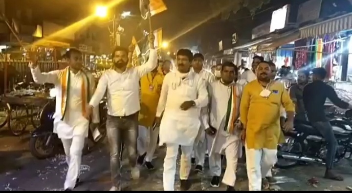 Ruckus after BJP candidate Girraj Dandotia's statement against Kamal Nath