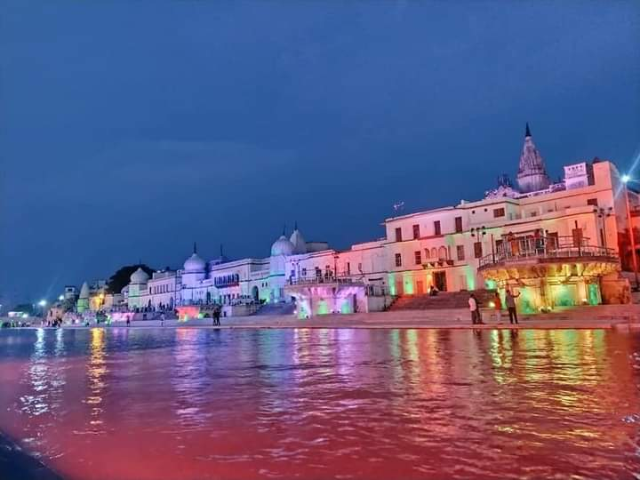 Ayodhya Dham, the city of Lord Shri Ram, will illuminate with 5.51 lakh lamps on Deepotsav